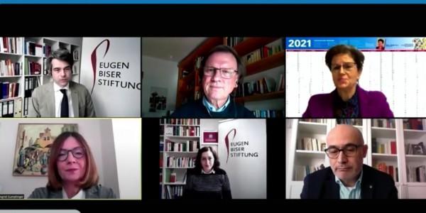 Thumbnail for Livestream: Muslime als Partner in der kommunalen Zusammenarbeit in Bayern - Vernetzungs- und Fachaustausch der Islamberatung in Bayern